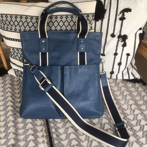 Coach Large Leather Bag Tote